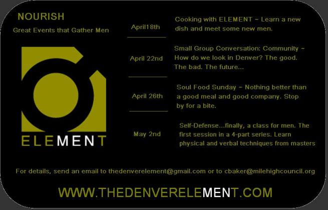 our events this month.... be there