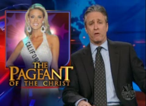 daily show pageant